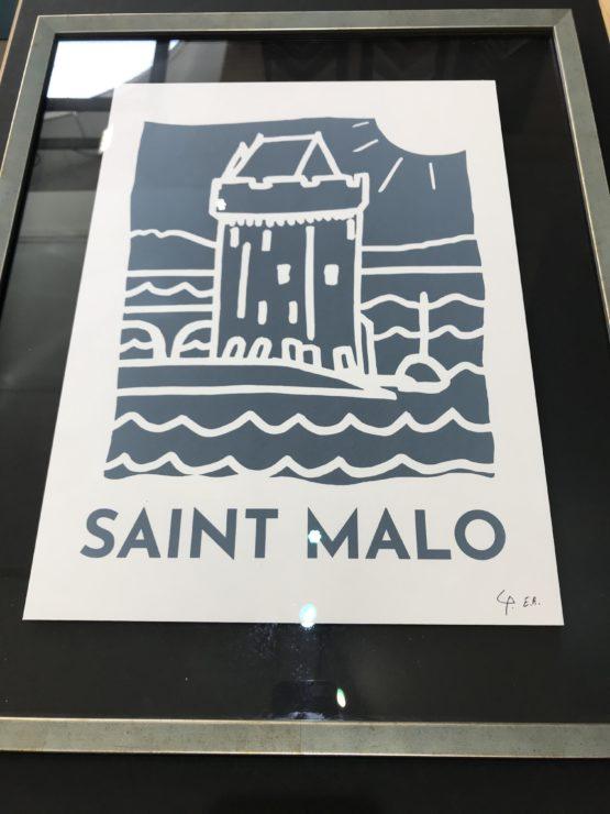 Affiche-de-Saint-Malo-Solidor