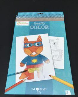 Graffy-Color-Super-Animaux