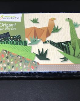 Origami-Paper-story-Dino