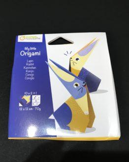 origami-lapin